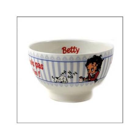 Betty Boop Breakfast Bowl