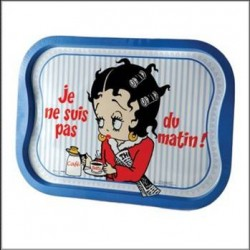 Shelf metal Betty Boop