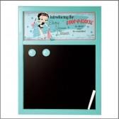 Tabla pizarra magnética Betty Boop Cleaner