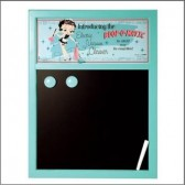 Table slate magnetic Betty Boop Cleaner