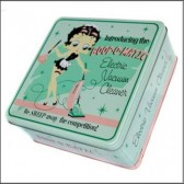 Scatola metallo Betty Boop Cleaner
