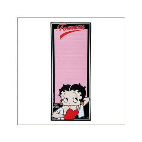 Piensa bestia magnético Betty Boop