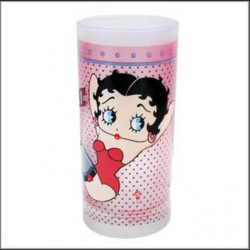 Glass Betty Boop sexy