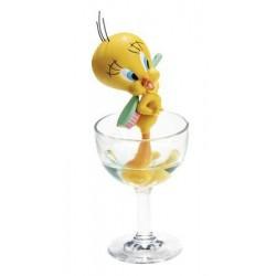 Figurine Titi dans son verre