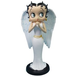 Estatuilla de Betty Boop Angel