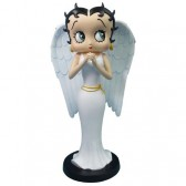 Statuette Betty Boop Ange