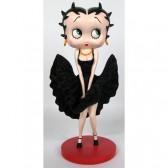 Statuette Betty Boop Cool Breeze - Schwarzes Kleid