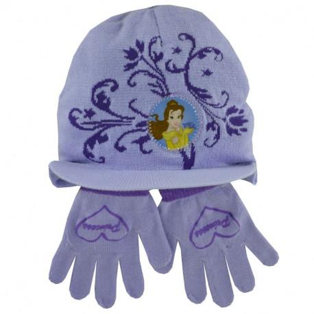 Todos los sombrero y guantes de princesa violeta