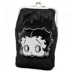 Door currency Betty Boop black large model