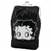 Deur valuta Betty Boop Zwart groot model