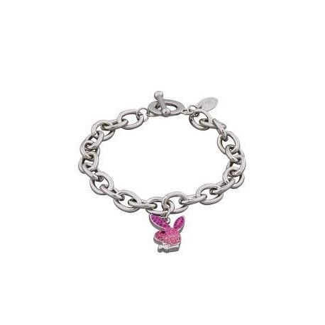 Bracelet Playboy Bunny rose