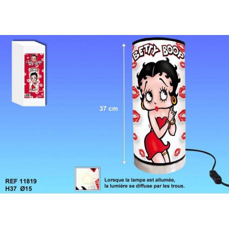 Lampe tube Betty Boop Kiss