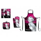 Ensemble cuisine Marilyn Monroe