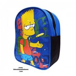 Sac à dos Bart Simpson maternelle 24 CM