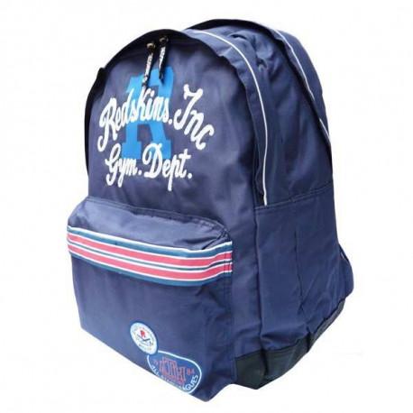 Redskins gimnasio Departamento azul 45 CM - 2 mochila de cpt