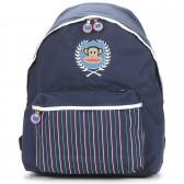 Paul Frank blue 40 CM backpack