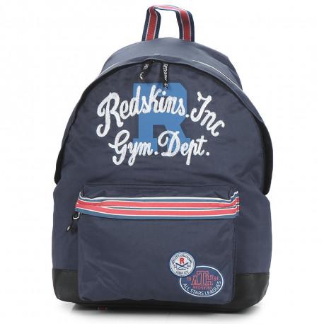 Redskins sportschool Dept blue 42 CM rugzak