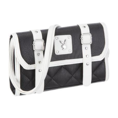 Playboy Black & White handbag