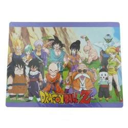 Set de table Dragon Ball Z - lot de 2