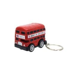 Llavero autobús Londres