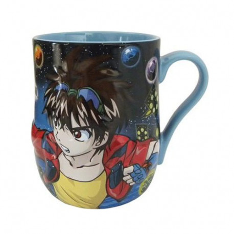 Mug Bakugan 3D