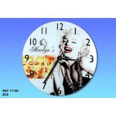 Klok Marilyn Monroe starlet