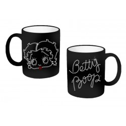 Mug Betty Boop rhinestones