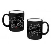 Becher-Betty Boop-Strass