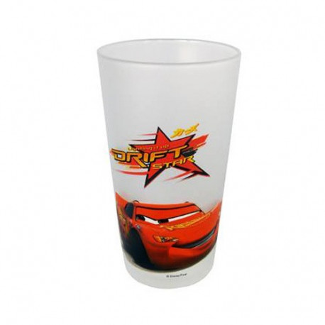 Glas Cars Disney Drift Star