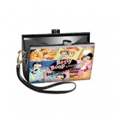 Porte monnaie Betty Boop collection Sunlight
