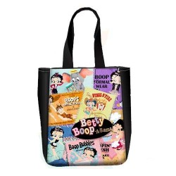 Betty Boop Collection Sunlight shopping bag