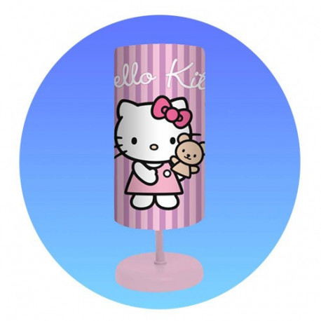 lampe hello kitty nounours la boutique des toons. Black Bedroom Furniture Sets. Home Design Ideas