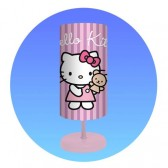 Lamp Hello Kitty teddybeer