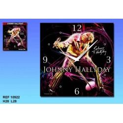 Pendulum canvas Johnny Hallyday Concert