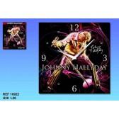 Tela di pendolo concerto di Johnny Hallyday