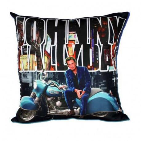 Amortiguador de la moto de Johnny Hallyday