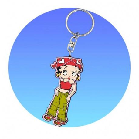 Porte clés Betty Boop NEW AGE