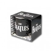 Beatles Graphic Logo Becher
