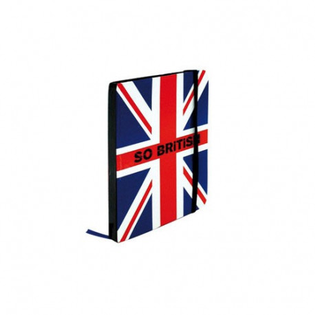Cuaderno A6 Londres