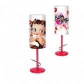 Betty Boop Star Lampe