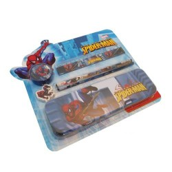 Set papeterie Spiderman