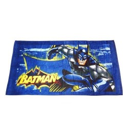 Towel bath Batman sheet