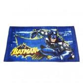 Hoja de Batman de baño de toalla