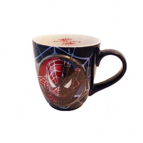 Modelo grande de Spiderman taza