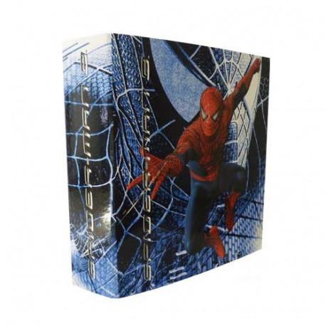 Classeur épais Spiderman A4