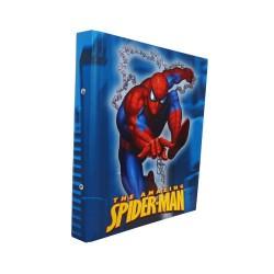Workbook Spiderman A5