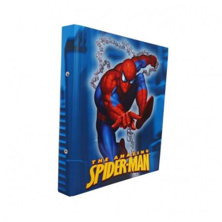Cartella di lavoro Spiderman A5
