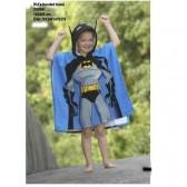 Poncho handdoek Batman