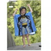 Poncho Serviette Batman