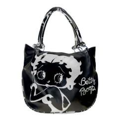 Sac à main Betty Boop Fashion Noir